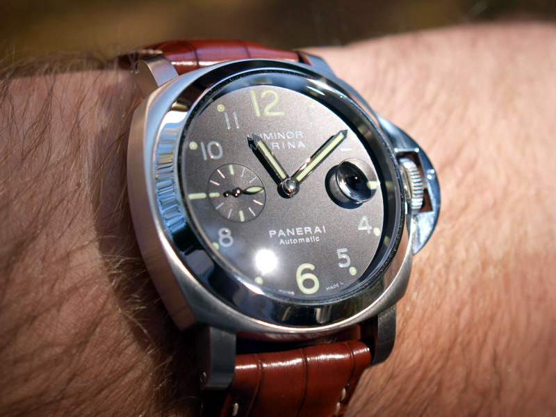 My New PAM 164 - Rolex Forums - Rolex Watch Forum
